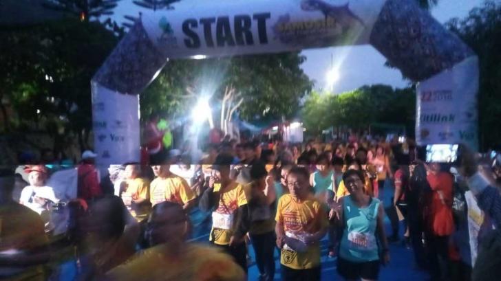samosir lake toba ultra marathon 2018