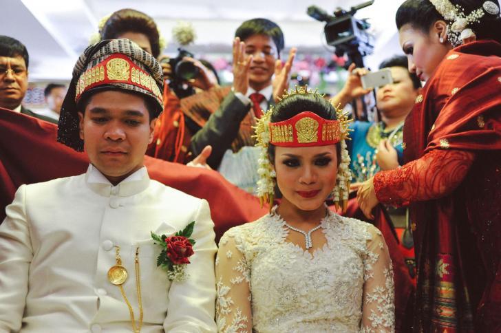 Pernikahan Pasangan batak