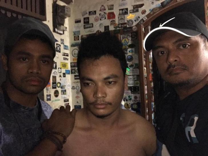 Haris Simamota Pembunuh Keluarga Diperum Nainggolan