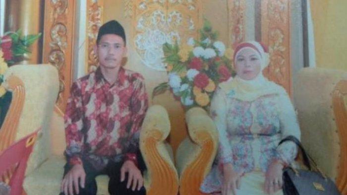Muhajir bersama istri suniati