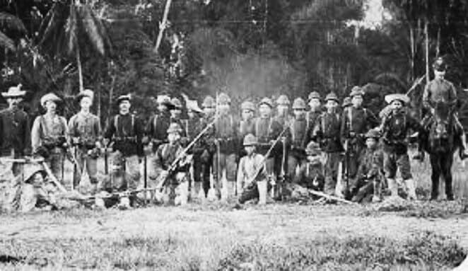 Pasukan Kolonial Belanda