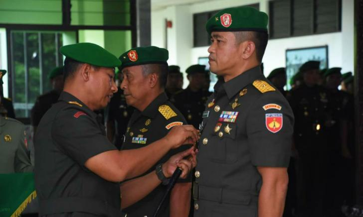 Brigjen Maruli Simanjuntak Kasdam IV Diponegoro