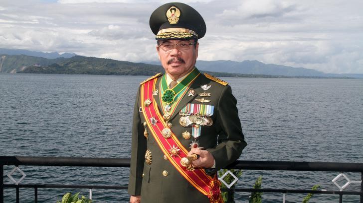 Jendral TB Silalahi