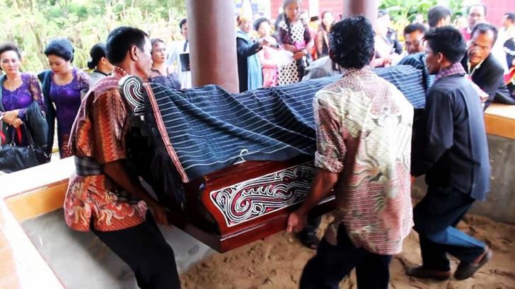 Prosesi kematian suku Batak