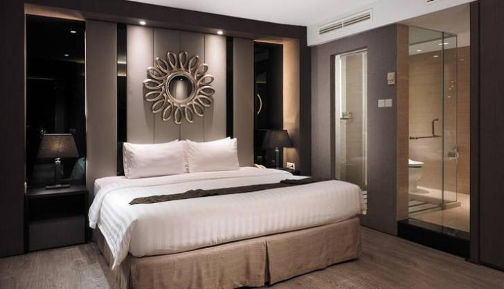 Kamar Hotel Polonia Medan