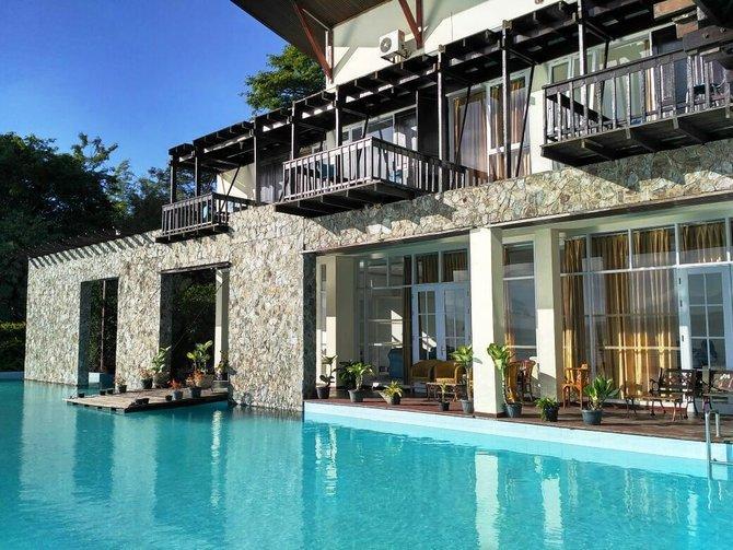 Hotel Tiara Bunga di Tara Bunga Balige