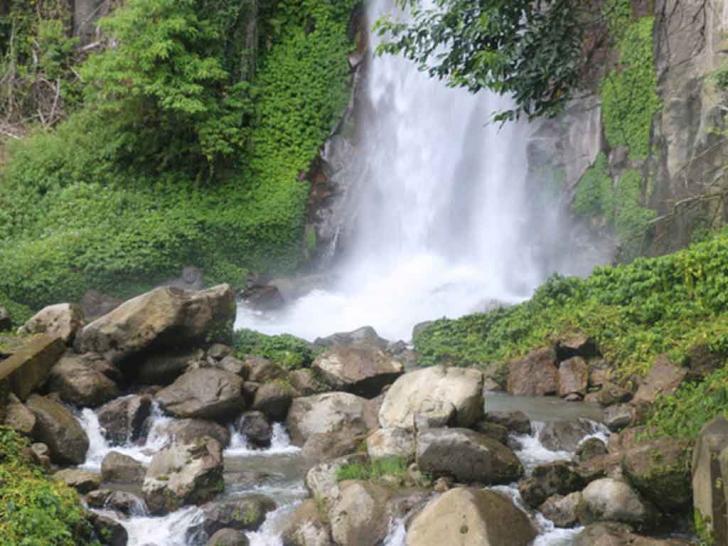 Air Terjun Janji Marbun Baktiraja Humbahas