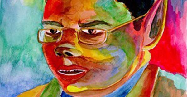 Lukisan Karya Samser Siahaan