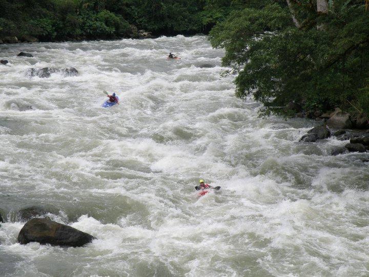 asahan rafting