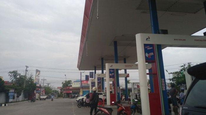 SPBU Medan Marelan